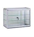 display case accessories menu pop up