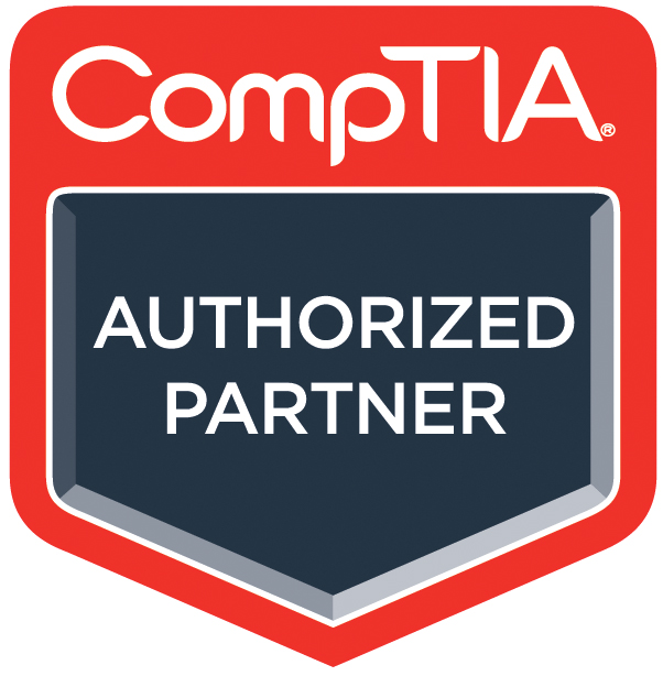CompTIA Authorized Partner logo