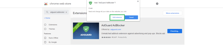 How to block ads popup on computer browser