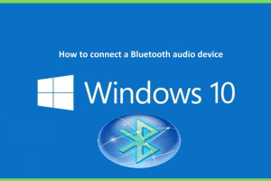 How to connect bluetooth device with windows