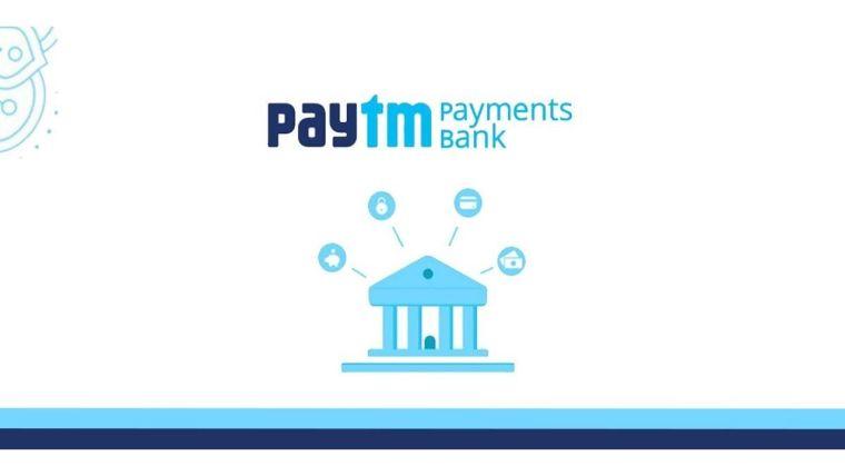 paytm bank