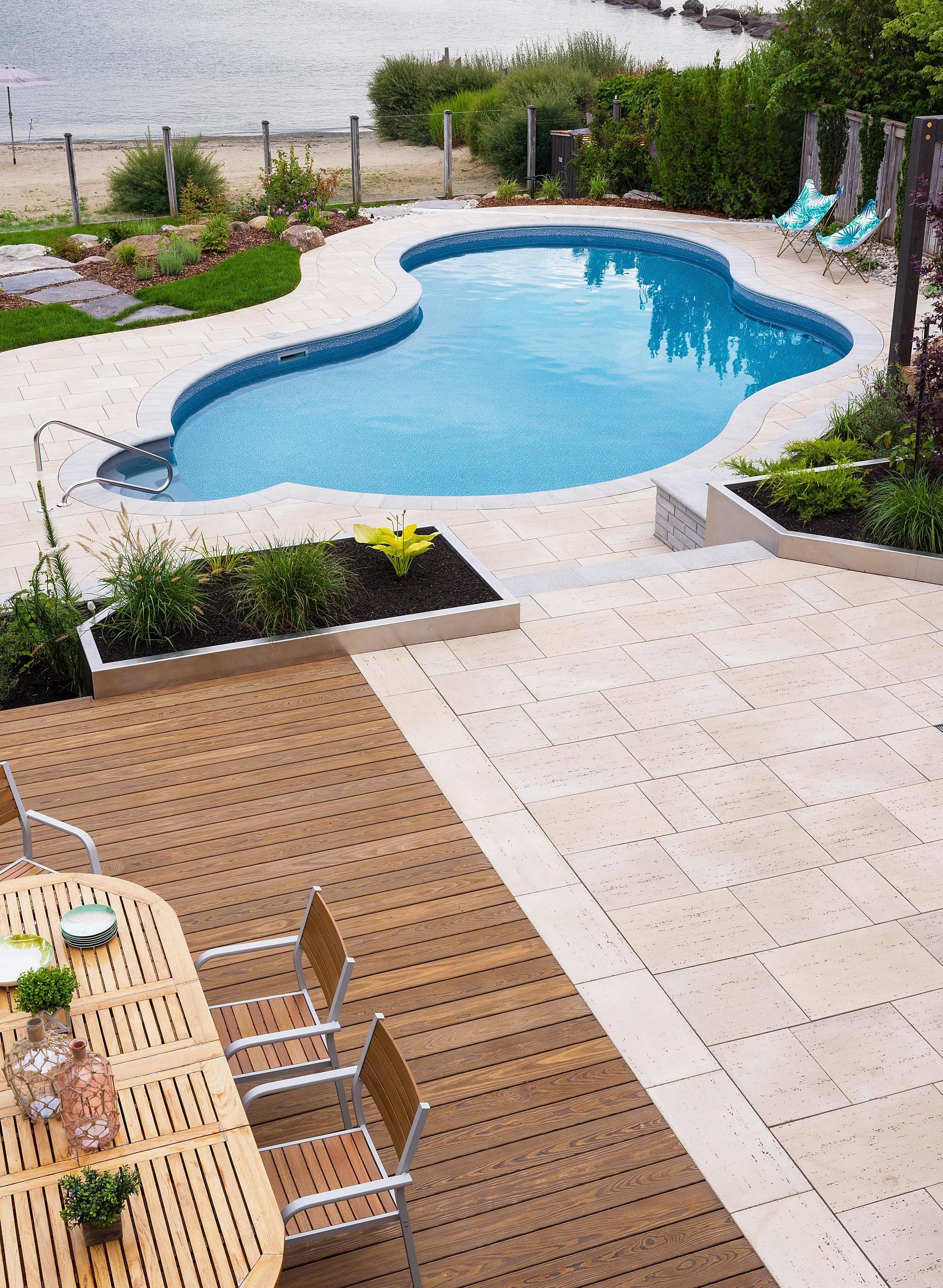 swimming pool ideas top trends for