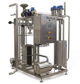 Pasteurizador de leche