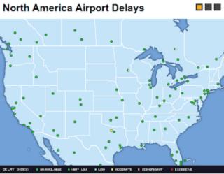 4 maneiras bacanas de acompanhar voos (TAM, GOL, AZUL, etc) em tempo real