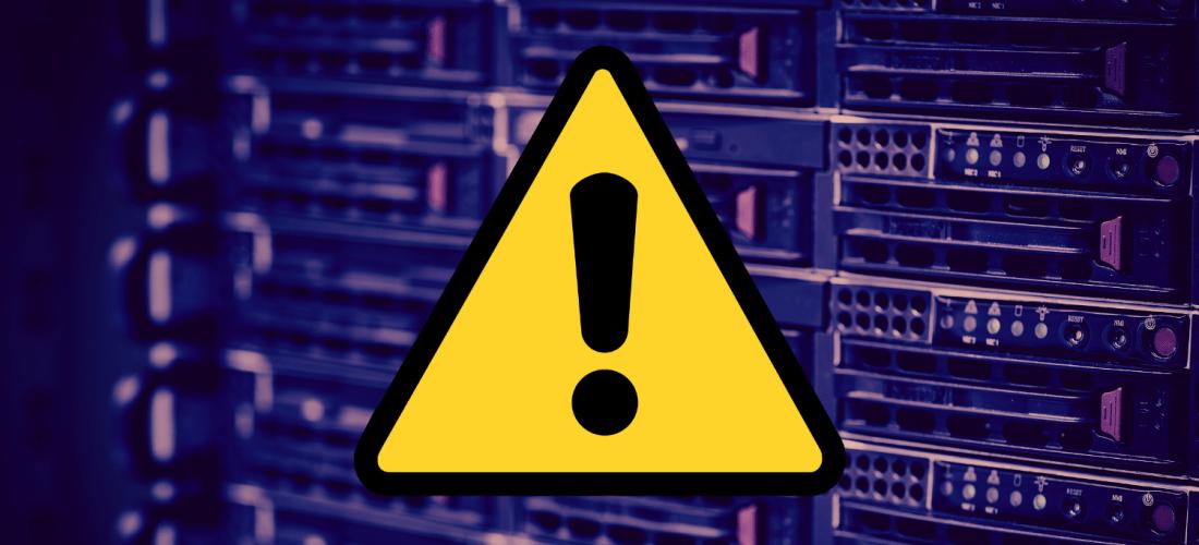 Interrupção temporária dos<br> servidores do eSocial