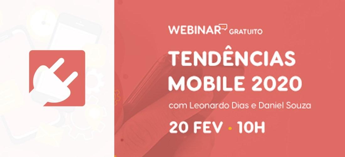 Tendências Mobile para 2020: Webinar Gratuito