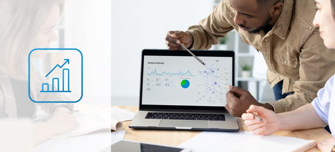 Dashboard web: solução para clientes de software house