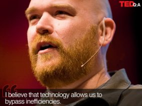 Q&A with TED Fellow Erik Hersman: When technology goes African