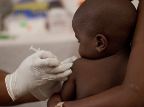 Positive outlook for first malaria vaccine