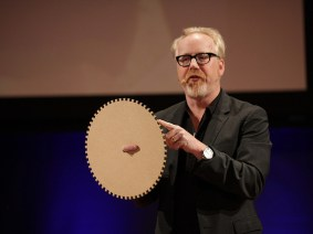 Inspiring youth with science: Q&A with Adam Savage