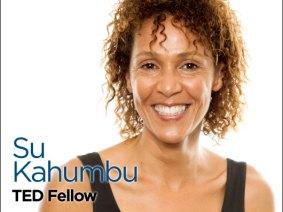 Udder genius: Fellows Friday with Su Kahumbu