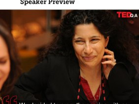 Meet TED2012 guest host Chee Pearlman: A short Q&A