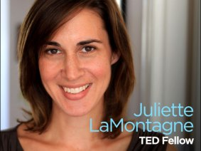 Breakthrough solutions: Fellows Friday with Juliette LaMontagne