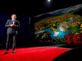 Saving a pristine backyard wilderness: Wade Davis at TED2012