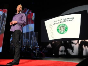 Secrets can take many forms: Frank Warren at TED2012