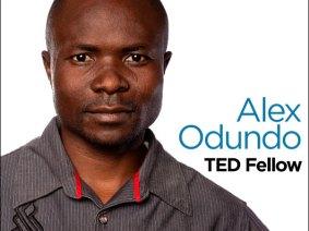 Born to innovate: Fellows Friday with Alex Odira Odundo