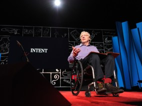 Design a life with intent: John Hockenberry at TED2012