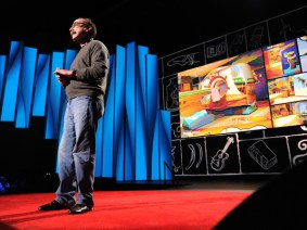 Building creative confidence: David Kelley at TED2012
