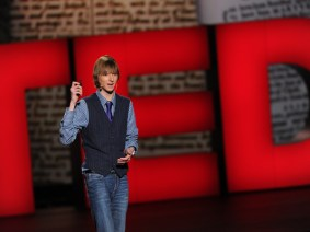 Like, want to see my nuclear fusion reactor? Taylor Wilson at TED2012
