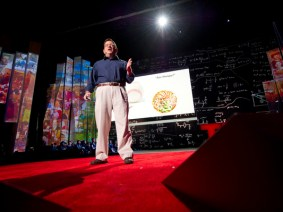 Let's talk about sex — and pizza: Al Vernacchio at TED2012