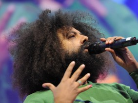 On performing at TED and the Artist Formerly Known as Prince: Catching up with Reggie Watts
