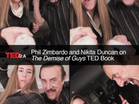 New TED ebook warns of the demise of guys
