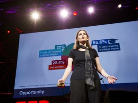 Massive online education: Daphne Koller at TEDGlobal 2012