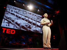Open-source security: James Stavridis at TEDGlobal 2012