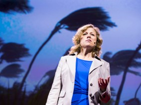 Protect what we cherish from the coming climate changes: Vicki Arroyo at TEDGlobal2012