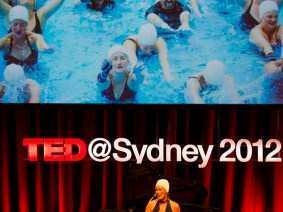 From the plastic bag dilemma to water ballet: Highlights from TED@Sydney