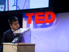 From wooden skyscrapers to spoken word: Highlights from TED@Vancouver