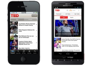 Why you'll want to update your Android, iPhone and iPad TED apps today