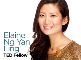 The secret life of textiles: Fellows Friday with Elaine Ng Yan Ling