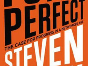 On our reading list: Steven Johnson's book Future Perfect