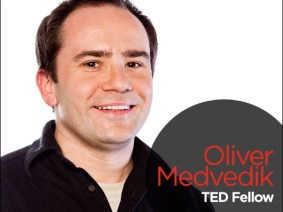 DIY Biohack!: Fellows Friday with Oliver Medvedik