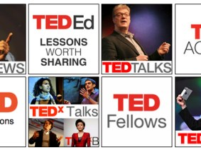 A taxonomy of TED on Twitter