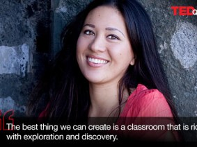 The power of design-based education: A Q&A with TED ebook author Emily Pilloton