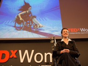 The Space Between: Talks from TEDxWomen