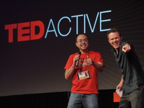 Who'll be at TEDActive? Meet just a few of this year's movers and shakers