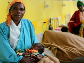 How Malawi is improving a terrible maternal mortality rate through good design