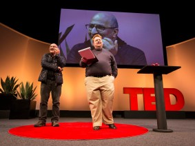 TED Fellows names a hero: Taghi Amirani