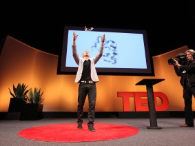 Welcome to 4D printing: A Q&A with Skylar Tibbits at TED2013
