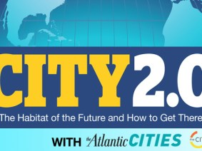 New TED Book: The City 2.0