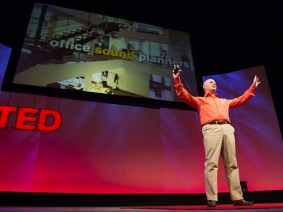 Quoted at TED2013: Julian Treasure on five-senses design