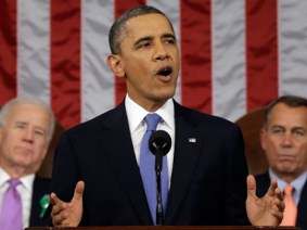 Barack Obama's 2013 State of the Union: Talks for deeper thinking on the issues