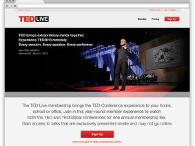 TED Live: All that's new with our online subscription community
