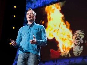 Embrace the shake: Phil Hansen at TED2013