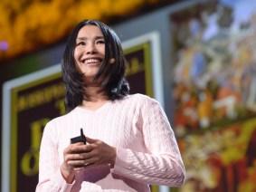 The magic of books: Lisa Bu at TED2013