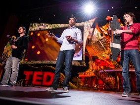 An electric vehicle you can carry in hand: Sanjay Dastoor at TED2013