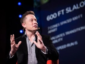 Transforming transportation: Elon Musk at TED2013